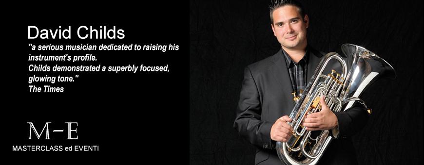 Master di eufonio con David Childs