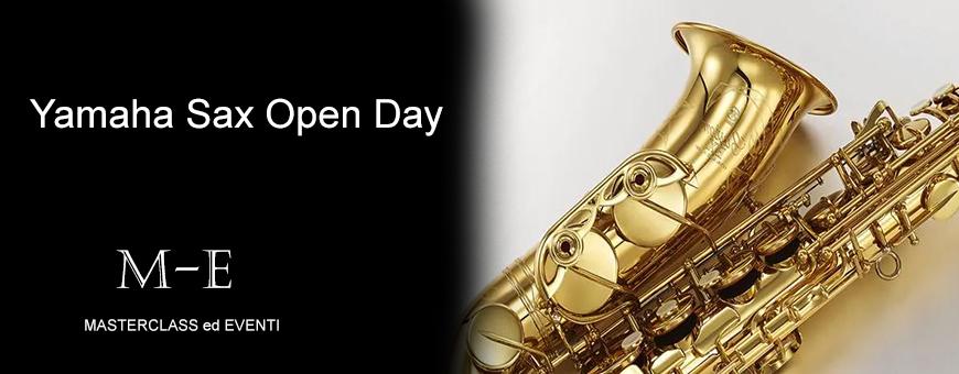 Yamaha Sax open day