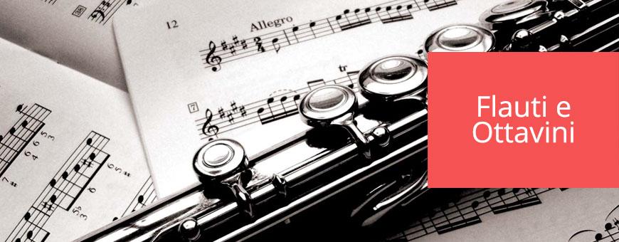 Flauti e ottavini