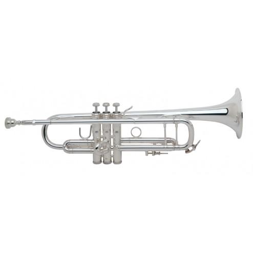 Tromba in Sib 180S37 Stradivarius Vincent Bach argentata