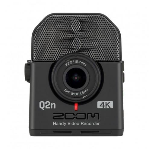Zoom Q2n-4K Registratore Videocamera Digitale