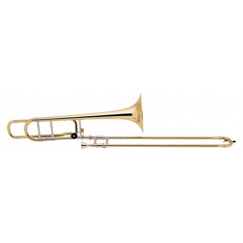 Trombone FA/Sib Vincent Bach 42BO Stradivarius laccato