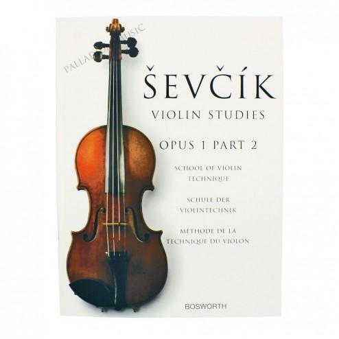 Violin Studies, Opus 1 Part 2