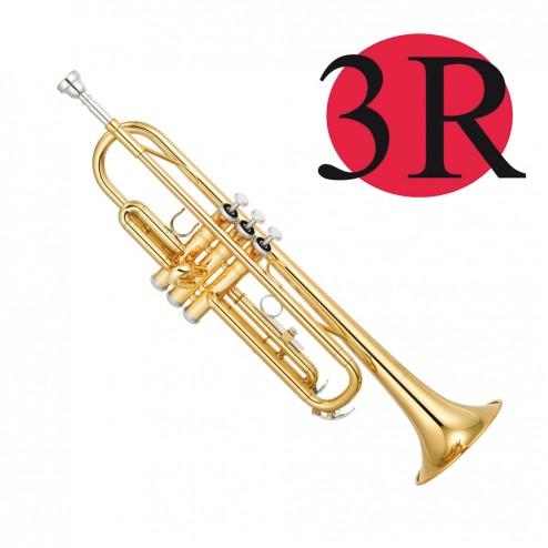 Tromba in Sib Yamaha YTR-2330 laccata