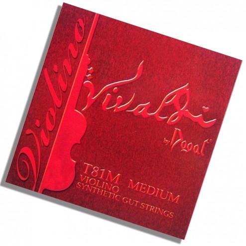 Corda Violino Vivaldi SOL in argento