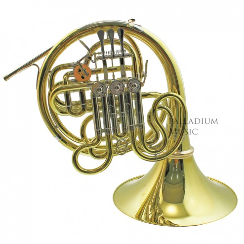 Corno Alexander 103 doppio campana staccabile, laccato