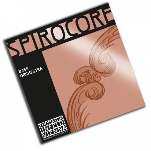 Corda MI per contrabbasso Spirocore Thomastik Infeld tensione media con pallino mod.bass orchestra S39