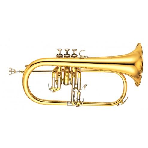 Flicorno soprano in Sib Yamaha YFH-631G laccato