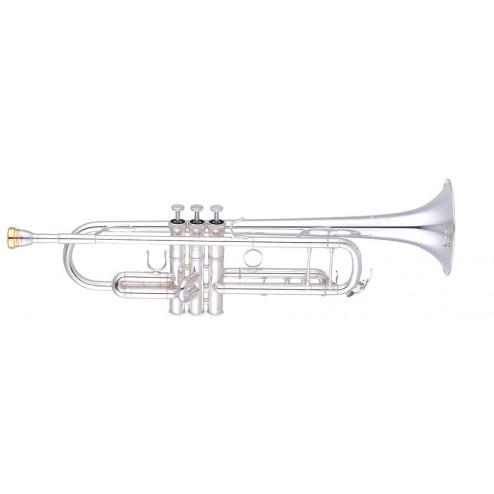 Tromba in Sib Yamaha YTR-8335S argentata