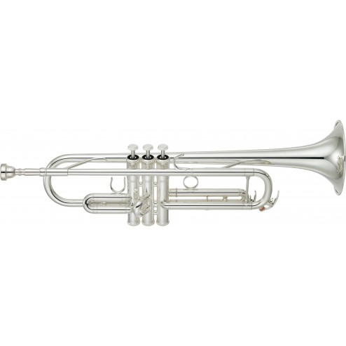 Tromba in Sib Yamaha YTR-4335GSII argentata
