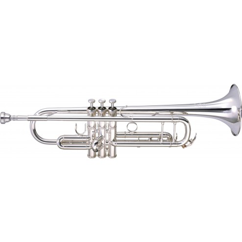 Tromba in Sib Yamaha YTR-8335SEU argentata