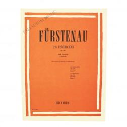 15 Studi facili per il flauto Op. 33-I
