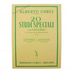 20 Studi speciali per violino