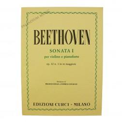 Beethoven, sonata I
