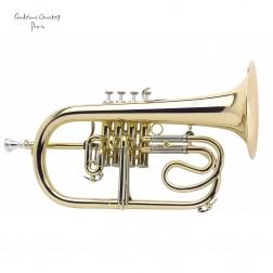 Flicorno Courtois soprano in Sib mod. AC156R-1-0 Linea Professional