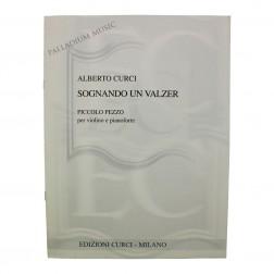 Sognando un valzer, piccolo pezzo per violino e pianoforte
