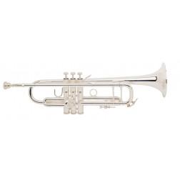 180S72 Stradivarius Vincent Bach Tromba in Sib argentata