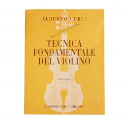 Tecnica fondamentale del Violino, parte prima