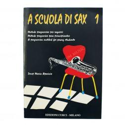 A scuola di Sax 1