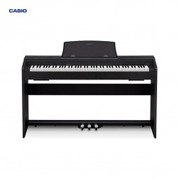 CASIO PRIVIA PX-770 BK Pianoforte Digitale 88 Tasti Pesati, Nero