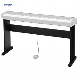 CASIO Stand per pianoforte digitale CS-46 P, Nero
