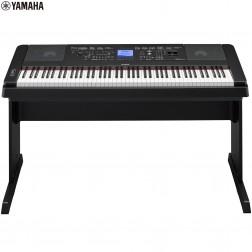 Yamaha DGX 660 Nero Piano digitale