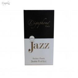 Ance Ligaphone Doppio Profilo Jazz Sax Soprano 2 pz