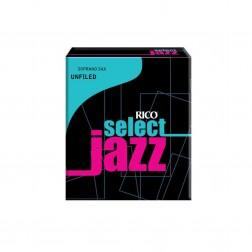 Ance Rico Select Jazz Sax Soprano Unfiled