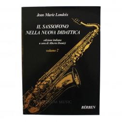 Il sassofono nella nuova didattica, vol 2