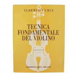 Tecnica fondamentale del Violino, perte seconda