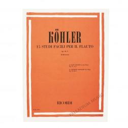 26 Esercizi Op. 107 Fascicolo I, per flauto