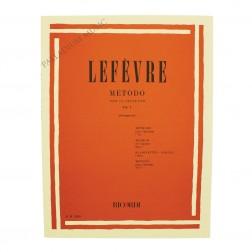 Metodo per Clarinetto vol.I