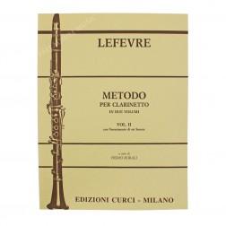 Metodo per clarinetto vol.II
