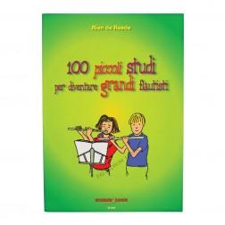 100 piccoli studi per diventare grandi flautisti