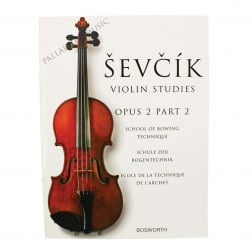 Violin Studies, Opus 2 Part 2