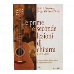 Le prime e le seconde lezioni di chitarra