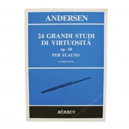 24 Grandi Studi di Virtuosità op.60 per flauto