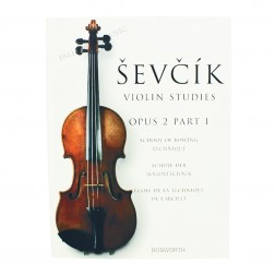 Violin Studies, Opus 2 Part 1