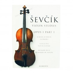 Violin Studies, Opus 1 Part 1