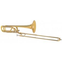 Trombone Basso in Sib/FA/Sol/RE Courtois Mezzo AC502B-1-0 laccato