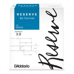 D'Addario Reserve Ance Clarinetto Sib