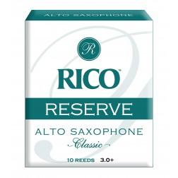 Rico Reserve Classic Ance Sax Alto, 10 pz