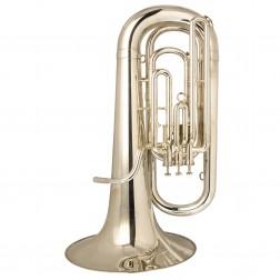 Tuba in Mib Besson 177 New Standard argentata mod. BE177-2-0 USATA