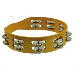 Cembalo tamburello Manes cm 25 con 16 paia di piattelli