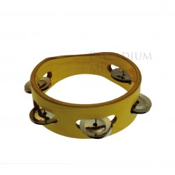 Cembalo tamburello Manes cm 15 con 5 paia di piattelli