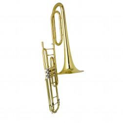 Cimbasso / Trombone Contrabbasso USATO in Fa Mario Corso