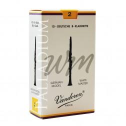 Ance Vandoren White Master nuova versione per clarinetto Sib