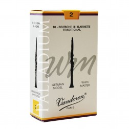 Ance Vandoren White Master Traditional per clarinetto Sib