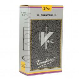 Ance Vandoren V12 per clarinetto Mib