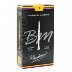 Ance Vandoren Black Master Traditional per clarinetto Sib